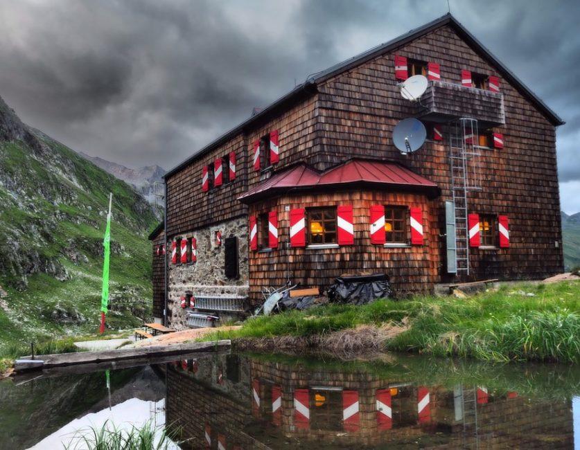 Elberfelder Hütte Reservierung