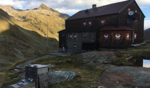 Artikelbild zu Artikel Elberfelder Hütte – Saisonende 2019